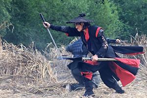 《最后的武林》搞笑版预告全程高能 台词雷人接地气  2017-02-21